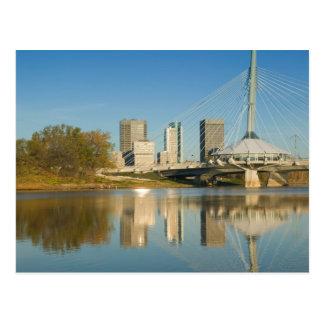 KANADA Manitoba, Winnipeg: EsplanadeRiel 2 Vykort