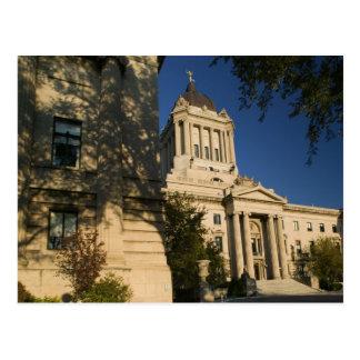Kanada Manitoba, Winnipeg: Lagstiftnings- Manitoba Vykort