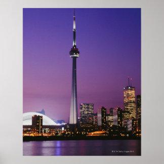 Kanada medborgaretorn, Toronto, Kanada Poster