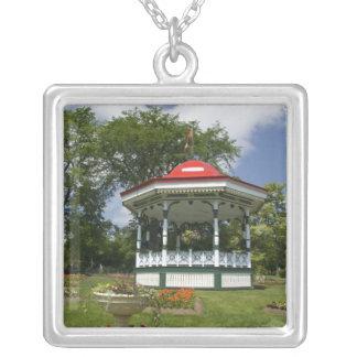 Kanada Nova Scotia, Halifax, offentliga Silverpläterat Halsband