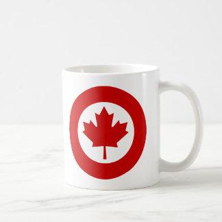 Kanada Roundel gåvamuggar Kaffemugg
