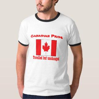 Kanada t-skjorta-kanadensare pride t shirt