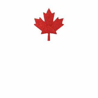 Kanada T skjorta - röd lönnKanada skjorta