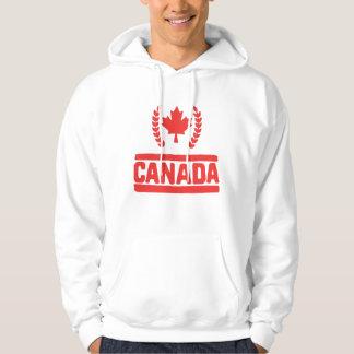 Kanada Tröja Med Luva
