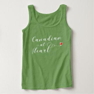 Kanadensare på den bästa hjärtavesten, Kanada Linne