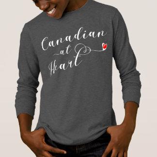 Kanadensare på hjärtautslagsplatsskjortan, Kanada Tröja