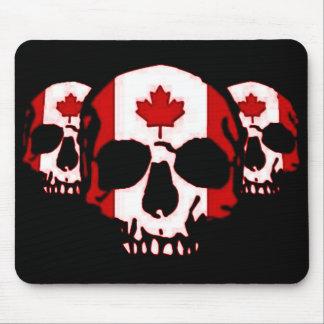 Kanadensisk döskallar mus mattor