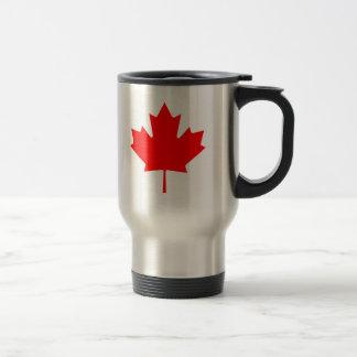 Kanadensisk lönnlöv resemugg