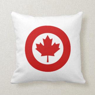 Kanadensiska Roundel Kudde
