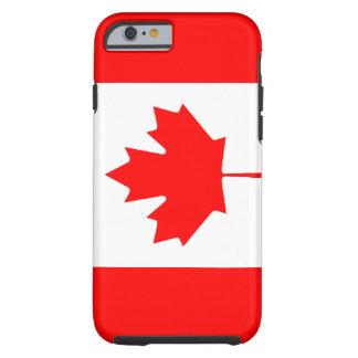 Kanadensiskt fodral för flaggaiPhone 6 Tough iPhone 6 Skal