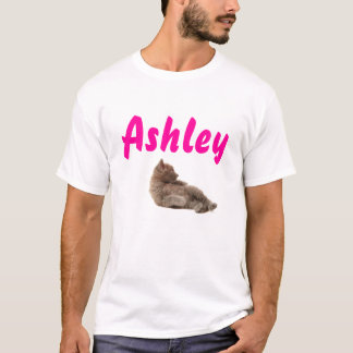 känd ashley t shirt