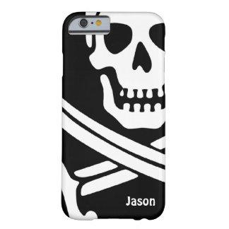 Känd mall för pirat barely there iPhone 6 skal