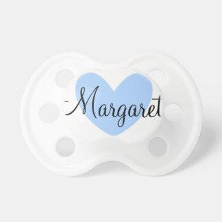 """Känd nappar """"för Margaret"""" personlig"""
