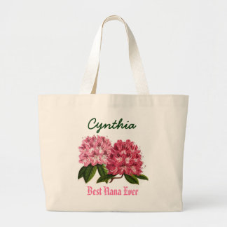 Känd Rhododendron för bäst Nana någonsin Jumbo Tygkasse