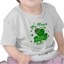 Kända pojke för anpassningsbar första Sts Patrick