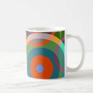 Kandinsky #4 vit mugg
