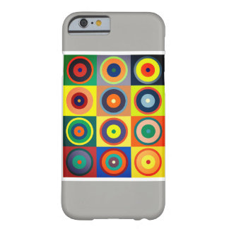Kandinsky #6 barely there iPhone 6 skal