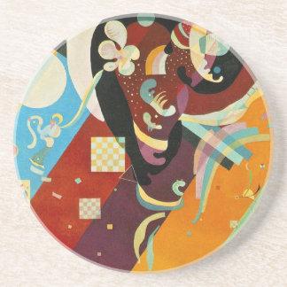 Kandinsky abstrakt Compositon IX Underlägg