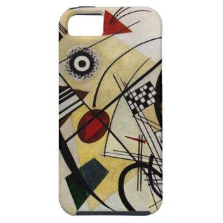 Kandinsky fodrar Transverse obrutet iPhone 5 Case-Mate Skydd