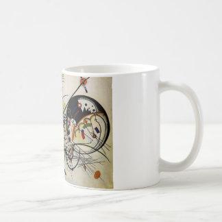 Kandinsky fodrar Transverse obrutet Kaffemugg