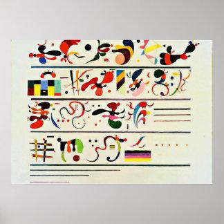 Kandinsky - följd poster