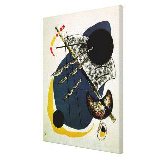 Kandinsky - lilla världar II Canvastryck
