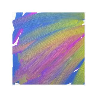 Kanfas konst, abstrakt canvastryck