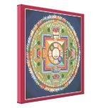 KANFAS - Mandala av Buddha av medkänsla Canvastryck