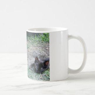 Kängor och Kali Kaffemugg