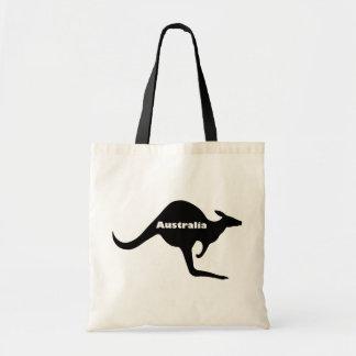 Känguru - Australien Tygkasse