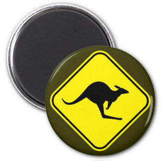 Känguru Magnet