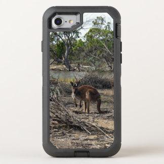 Känguru på Billabong, Otterbox iPhone 7/8 fall