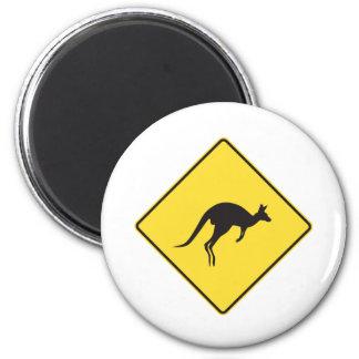 känguru sign.ai magnet