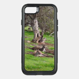 KänguruSiesta, tuff Otterbox iPhone 7/8 fall