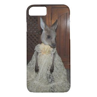 Känguruunge iPhone 7 för känguru