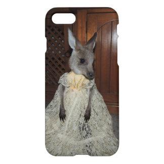 Känguruunge känguru iPhone 7 skal