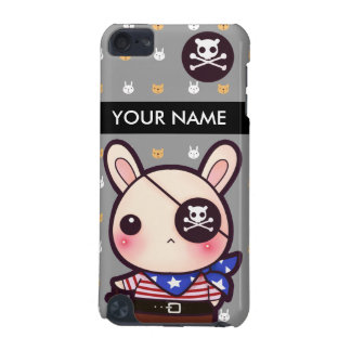 Kanin för personligkawaiipirat iPod touch 5G fodral