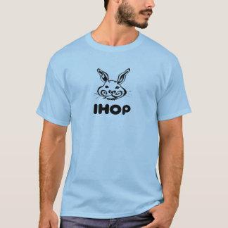 Kanin som jag hoppar t-shirt