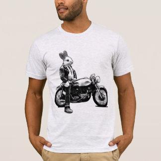 Kaninbiker T-shirts
