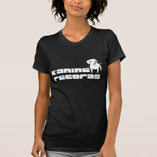 Kanine logotypflicka tee shirt