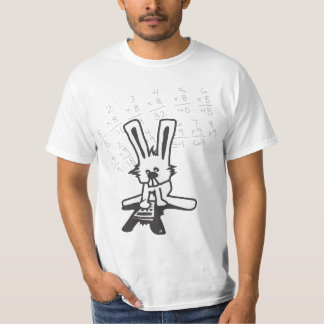 Kaniner multiplicerar utslagsplatsskjortan t-shirt