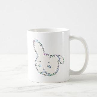 Kaninhuvud Kaffemugg