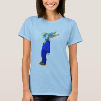KaninKuzoura skjorta - kvinnor Tröjor