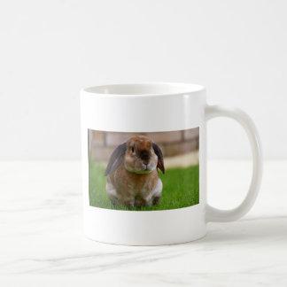 Kaninminnien lop kaffemugg