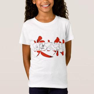 [Kanji] Österrike T Shirt
