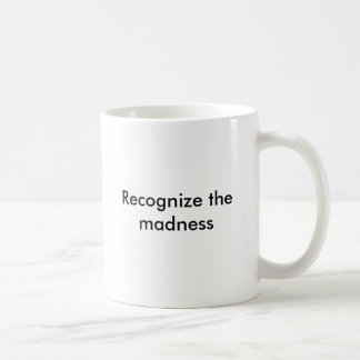 Känn igen nojan kaffemugg