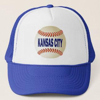 KANSAS CITY BASEBALL TRUCKERKEPS