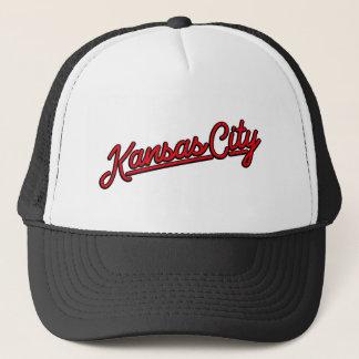 Kansas City i rött Keps