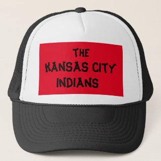 Kansas City indier Truckerkeps
