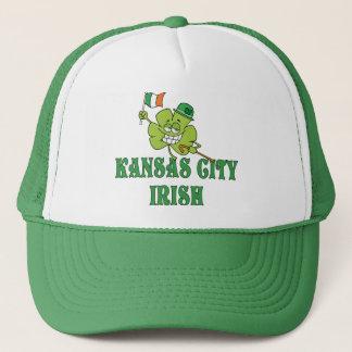Kansas City irländare Keps